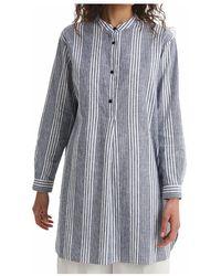 American Vintage Shirt - Grijs
