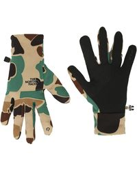 The North Face Etip Recycled Gloves - Natur