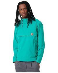 Carhartt WIP Nimbus Pullover Jacket - Blu