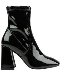 Steve Madden Ankle Boots - Noir