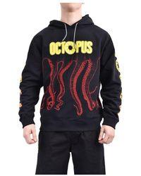 Octopus - Hoodie - Lyst