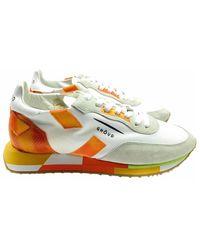 GHŌUD Sneakers - Oranje