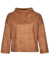 Opus Sweatshirt 241175820 - Bruin