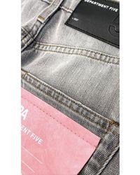 Department 5 Jeans Lipa Gris