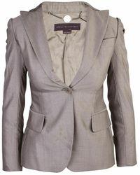 Stella McCartney Pre-owned Wool Jacket - Marron