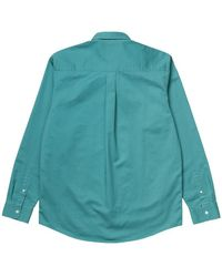 Carhartt WIP Camisa Madison Azul