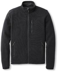 Filson Fleece Jacket - Nero