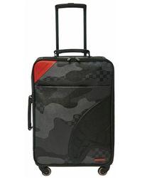 Sprayground Suitcase - Zwart