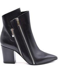 Sergio Rossi Boots Negro