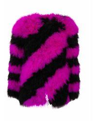 Saint Laurent Coat - Pink