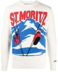 Mc2 Saint Barth Sweatshirt - Neutro