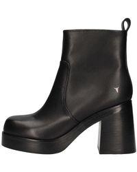 Windsor Smith Wssnassty boots - Noir