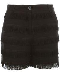 Love Moschino Shorts - Zwart