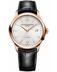 Baume & Mercier Clifton Watch - Grau