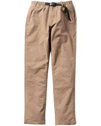 Gramicci Pants - Bruin