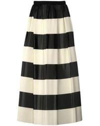 Max Mara Studio Hoyo Maxi Skirt - Bianco