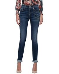 Kocca Jeans Ourdek - Blauw