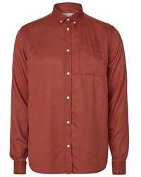 Les Deux Laurent shirt - Rot