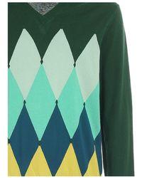 Ballantyne Sweater Verde