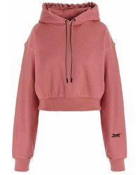 Reebok Sweatshirt - Roze