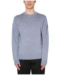 Belstaff 'Amory' Sweater - Blu