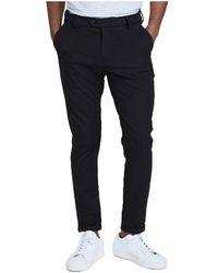 Les Deux Como Suit Pants Negro