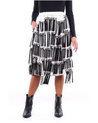 Comme des Garçons Ges03305131 Long Women - Zwart