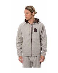 Billionaire Italian Couture Hooded Sweatshirt - Grijs