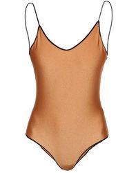 Oséree One-piece Swimsuit - Bruin