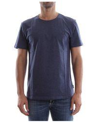 Calvin Klein Jari T-shirt - Blauw