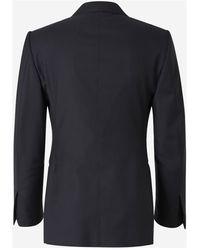 Tom Ford Tuxedo Suit - Bleu