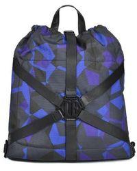 Bikkembergs Backpack 6bdd4306 - Zwart