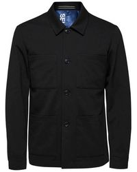 SELECTED Flap Pocket Blazer - Zwart