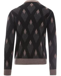 Roberto Collina Knitwear Rf31004 - Noir