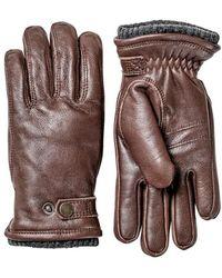 Hestra Des gants - Marron