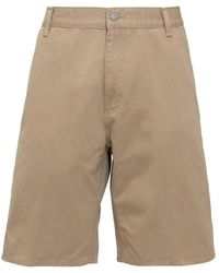 Carhartt WIP Single Knee Shorts - Naturel