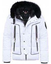 Horspist Jackarta Fur - Wit