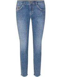 Mos Mosh 138250 Jeans - Blauw