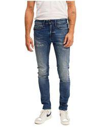 Denham Jeans blfm6yr - 01210711004-blfm6yr - Bleu