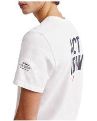 Ecoalf Camiseta Blanco