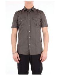 Xacus - 909mm41130 Short Sleeve Shirt - Lyst