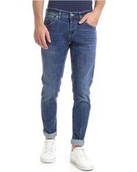Jacob Cohen Katn087695151 bermuda Jeans - Blu