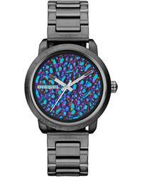 DIESEL Time Frames Watchs - Grijs