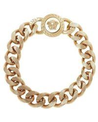 Versace Medusa' Ketting Armband - Geel