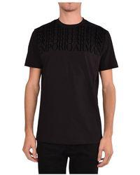 Horspist T-Shirt CON Logo - Schwarz