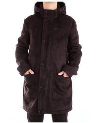 Patrizia Pepe 5L0256/A8H1 Long coat - Schwarz