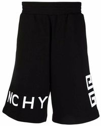 Givenchy Sweat Shorts - Zwart