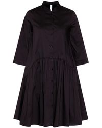 Imperial Robe chemise - Noir