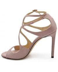 Jimmy Choo Lang sandals Rosa