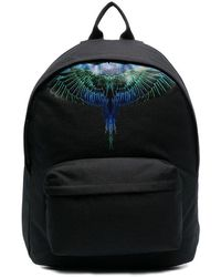 Marcelo Burlon Cmnb006r21fab0011069 Backpack - Zwart